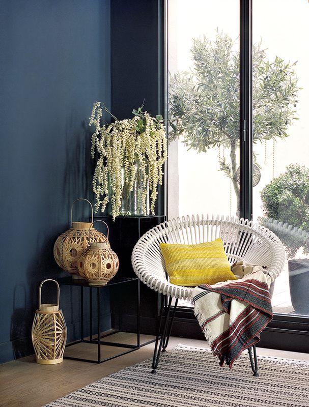 le retour triomphant du rotin just in diary. Black Bedroom Furniture Sets. Home Design Ideas