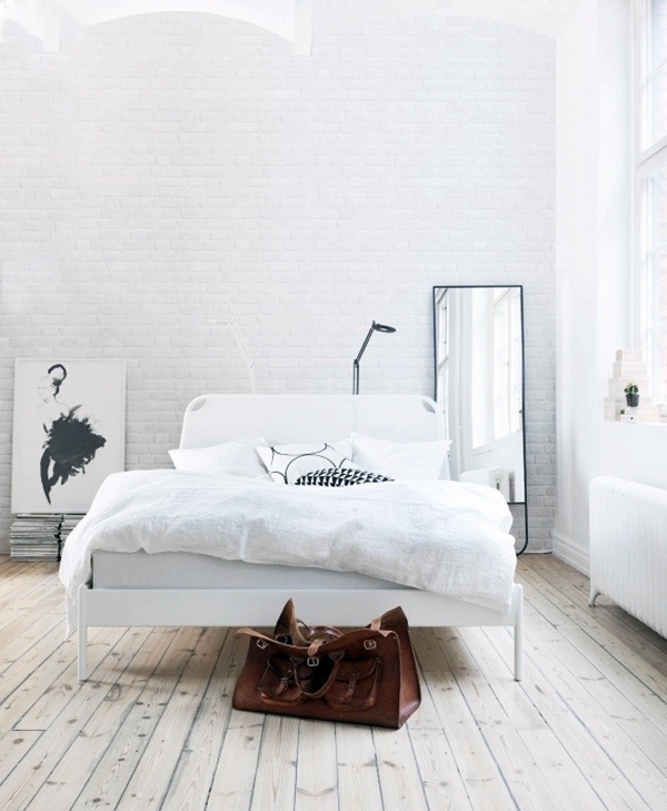 simple-white-bedroom-brick-wall